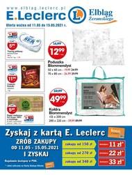Nowe promocje w E.Leclerc Elbląg