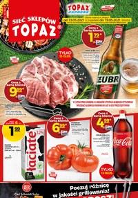 Gazetka promocyjna Topaz - Topaz - nowa oferta promocyjna - ważna do 19-05-2021
