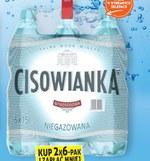 Woda Cisowianka