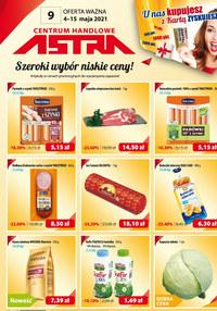 Gazetka promocyjna Astra - Szeroki wybór niskie ceny w Astra!   - ważna do 15-05-2021