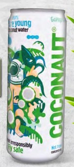 Woda kokosowa Coconaut