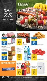 Tesco Supermarket - Grilluj na całego
