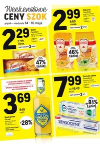 Gazetka promocyjna Intermarche Super - Chwytaj okazje z Intermarche