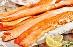 Brzuszki z łososia