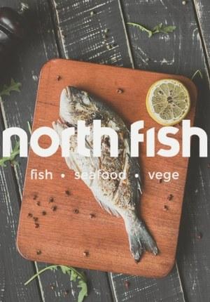 Gazetka promocyjna North Fish - Menu North Fish
