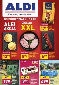 Gazetka promocyjna Aldi - Pełna oferta sieci Aldi - ważna do 22-05-2021