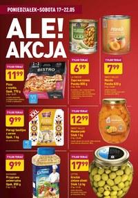 Gazetka promocyjna Aldi - Artykuły spożywcze w Aldi