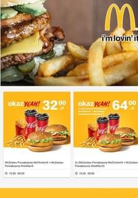 Gazetka promocyjna McDonald's - McDonald's - okazYEAH! - ważna do 31-05-2021