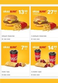 Gazetka promocyjna McDonald's - McDonald's - okazYEAH!