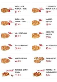 Gazetka promocyjna Telepizza - Ciesz się promocjami Telepizzy!