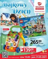 Bajkowy Dzień Dziecka w Selgros