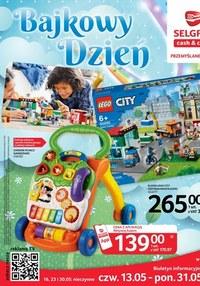 Gazetka promocyjna Selgros Cash&Carry - Bajkowy Dzień Dziecka w Selgros   - ważna do 26-05-2021