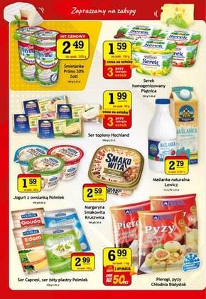 Nowe promocje w sieci Gram Market