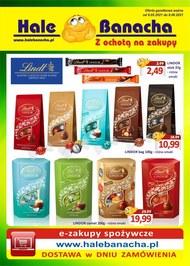 Hale Banacha - nowa oferta spożywcza