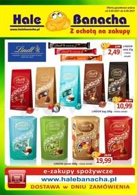Gazetka promocyjna Hala Banacha - Hale Banacha - nowa oferta spożywcza - ważna do 08-06-2021