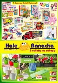 Gazetka promocyjna Hala Banacha - Hale Banacha - oferta przemysłowa - ważna do 08-06-2021
