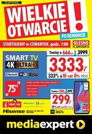 Media Expert - wielkie otwarcie Olesno