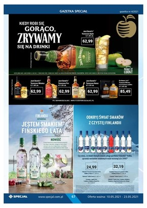 Polski lider handlu - Specjał