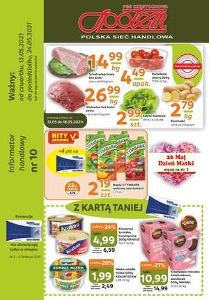 Gazetka promocyjna PSS Społem Częstochowa - Dzień matki w PSS Społem Częstochowa
