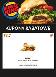 Burger King - kupony rabatowe