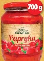 Papryka marynowana Warzyw moc