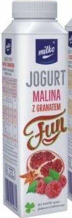 Jogurt pitny Milko