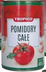 Pomidory krojone Tropico