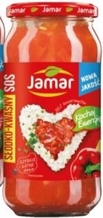 Sos słodko-kwaśny Jamar