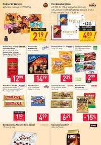 Gazetka promocyjna Stokrotka Supermarket - Świeże zakupy w Stokrotce