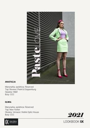 Pastelove - Lookbook Galeria Krakowska