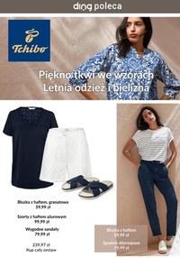 Gazetka promocyjna Tchibo - Letnia odzież w Tchibo - ważna do 31-05-2021