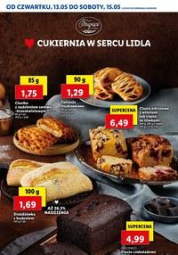 Gazetka promocyjna Lidl - Od czwartku w Lidlu!