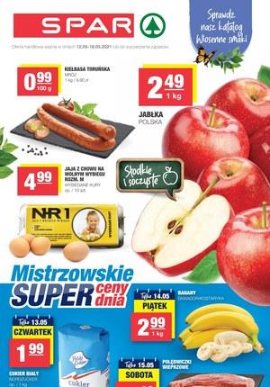 Gazetka promocyjna SPAR - Mistrzowskie ceny w SPAR