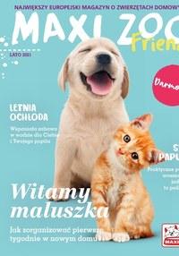 Gazetka promocyjna Maxi ZOO - Upalne dni w Maxi ZOO - ważna do 31-08-2021