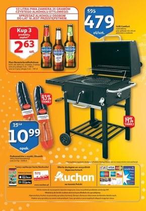 Świętuj urodziny z Auchan