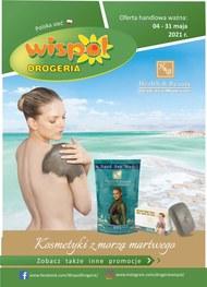 Kosmetyki z morza martwego w Drogerii Wispol
