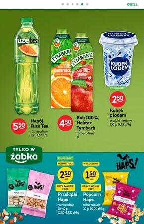 Dobry skład i kalorie w Żabce
