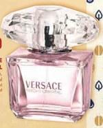 Woda toaletowa damska Versace