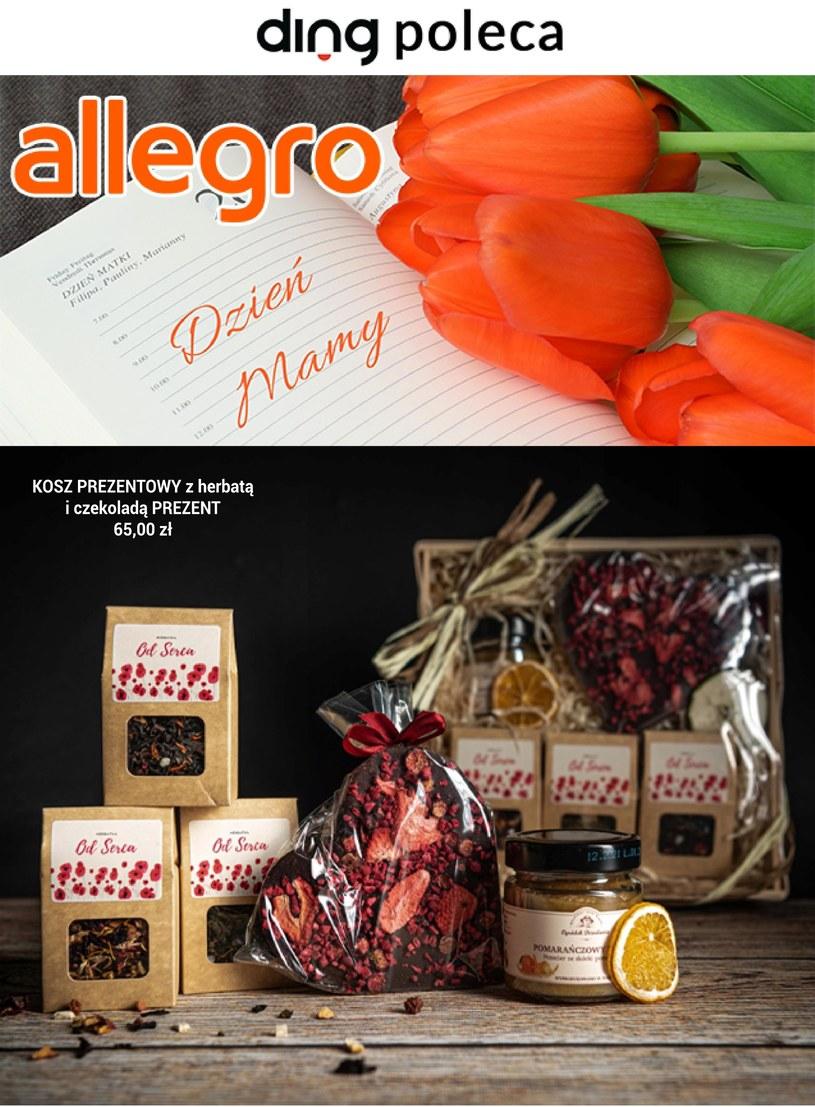 Allegro: 1 gazetka