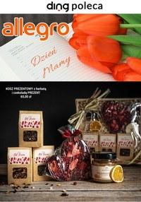 Gazetka promocyjna Allegro - Inspiracje na Dzień Matki w Allegro - ważna do 31-05-2021