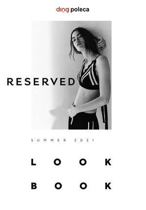 Gazetka promocyjna Reserved - Summer look book Reserved