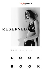 Gazetka promocyjna Reserved - Summer look book Reserved   - ważna do 06-06-2021