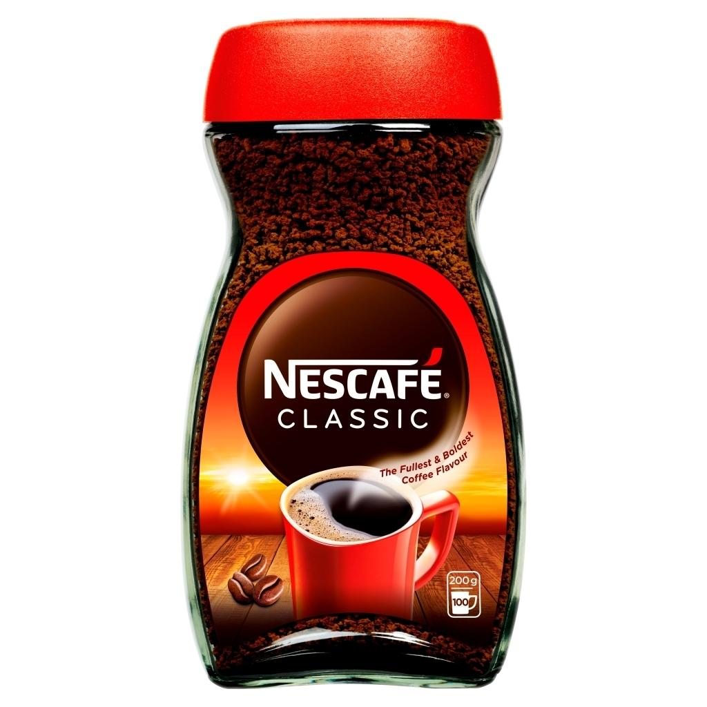 Kawa rozpuszczalna Nescafe - 1