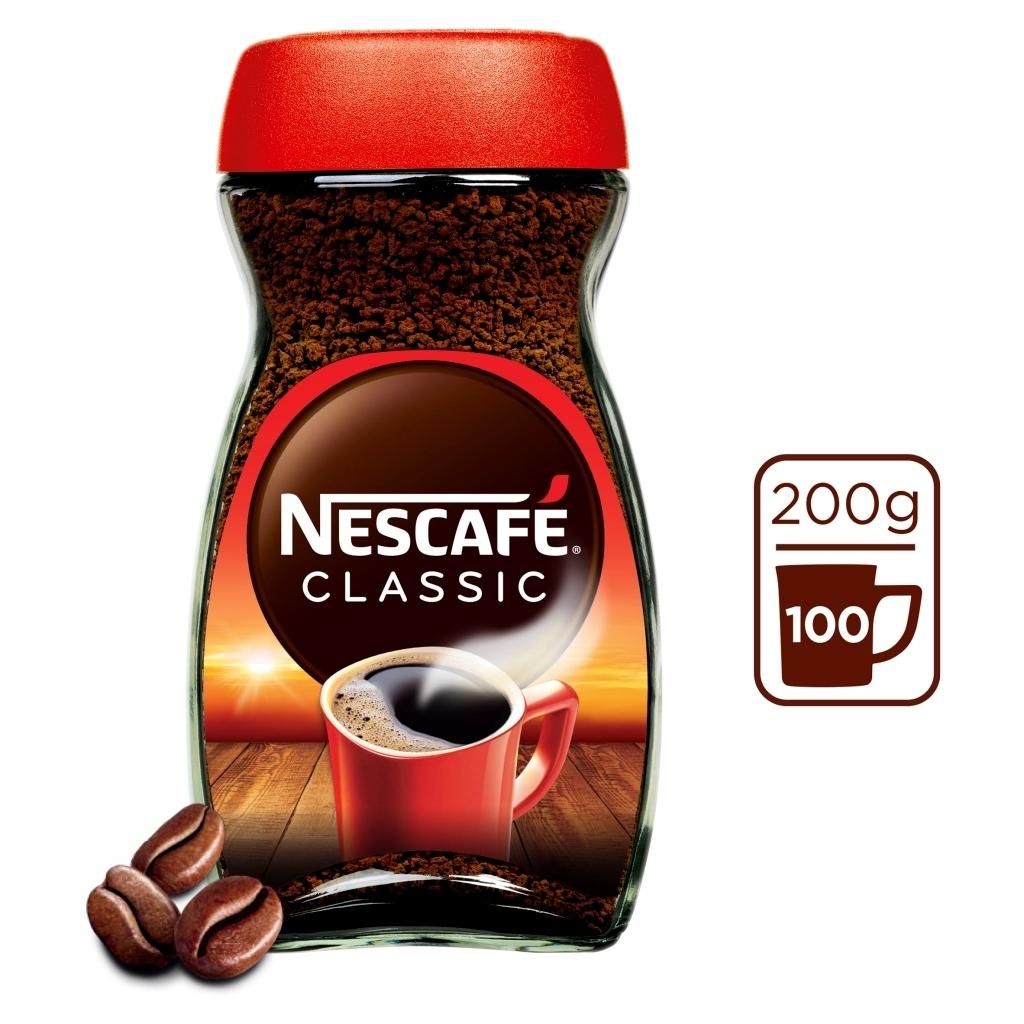 Kawa rozpuszczalna Nescafe - 0
