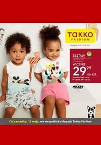 Gazetka promocyjna Takko Fashion - Oferta dla dzieci w Takko Fashion - ważna do 18-05-2021