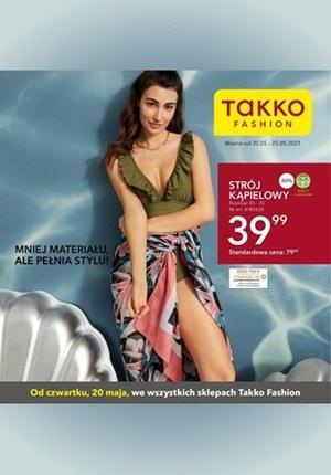 Gazetka promocyjna Takko Fashion - Kostiumy kąpielowe w Takko Fashion