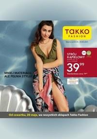 Gazetka promocyjna Takko Fashion - Kostiumy kąpielowe w Takko Fashion   - ważna do 25-05-2021