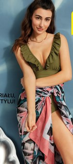Strój kąpielowy damski Takko Fashion
