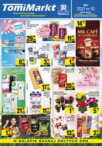 Gazetka promocyjna TomiMarkt - Dzień Matki w TomiMarkt - ważna do 21-05-2021