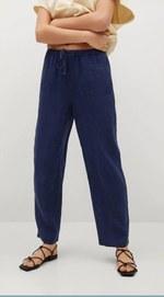 Spodnie damskie Mango